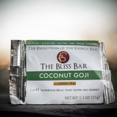 The Bliss Bar Coconut