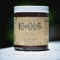 Chocolatl Raw Chocolate Maca Sauce