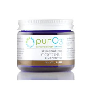 PurO3 Ozonated Organic Coconut Oil