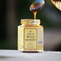 Aseda Wild African Honey Jar (Small)