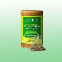 Organic Lemongrass Herbal Tea