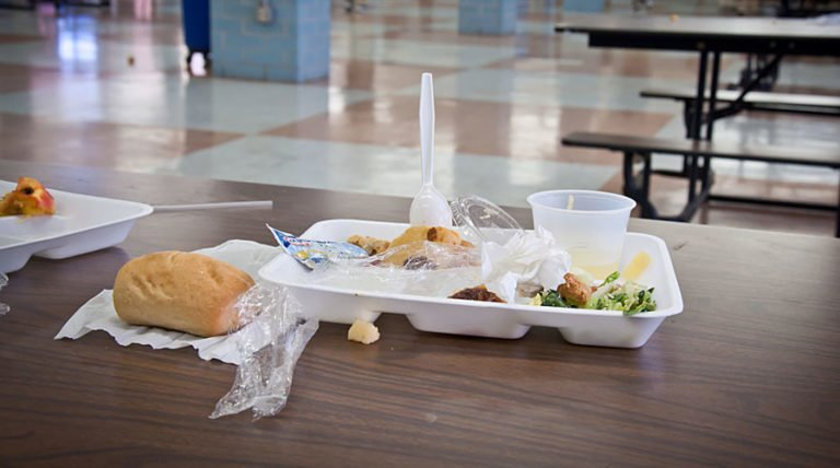 Say No To Plastic Cutlery And Containers