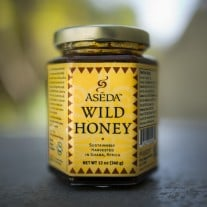 Aseda Wild Honey Jar (Large)