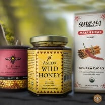 Chocolate Honey: Wild Mayan Rapture Set