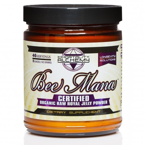 Immortality Alchemy – Royal Jelly Bee Mana
