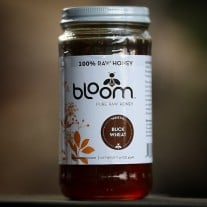 Bloom's Raw Buckwheat Honey