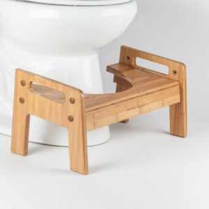 Squatty Potty Tao Bamboo Adjustable