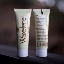 Waxelene Tubes: Instead of Using Vaseline