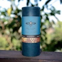 Beeswax Aromatherapy Pillars: Lavender + Peppermint