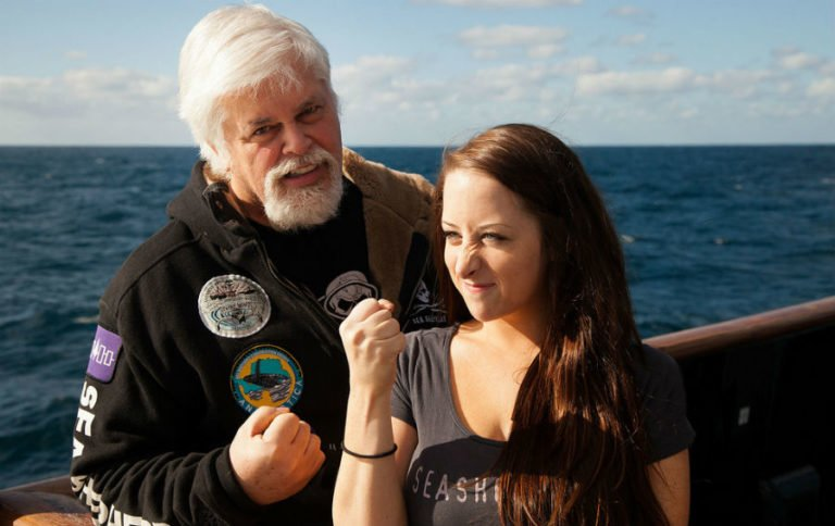 Sea Shepherd Founder Watson in USA, Ends 15 Months Exile at Sea