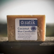 Coconut Blue Cornflower