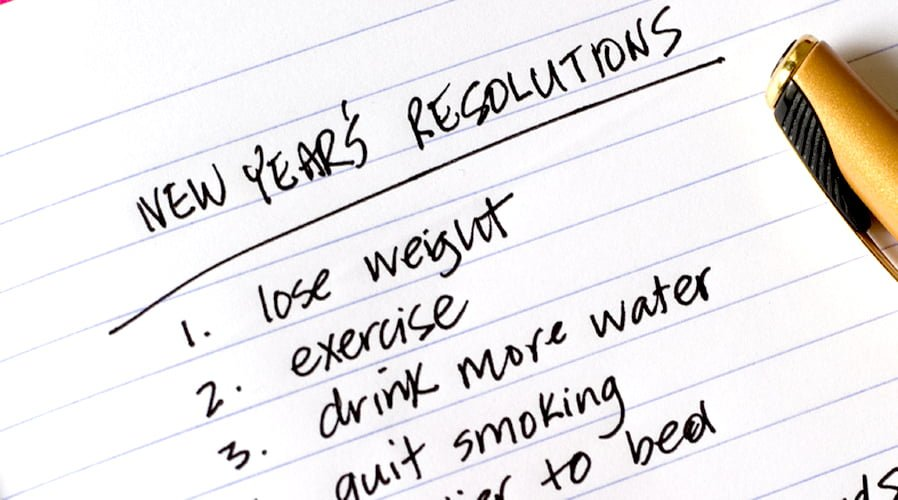 New Year Resolutions often go unfulfilled. Here's how you can be sure to reach your health and wellness goals and resolutions this year.