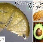 honey face skin