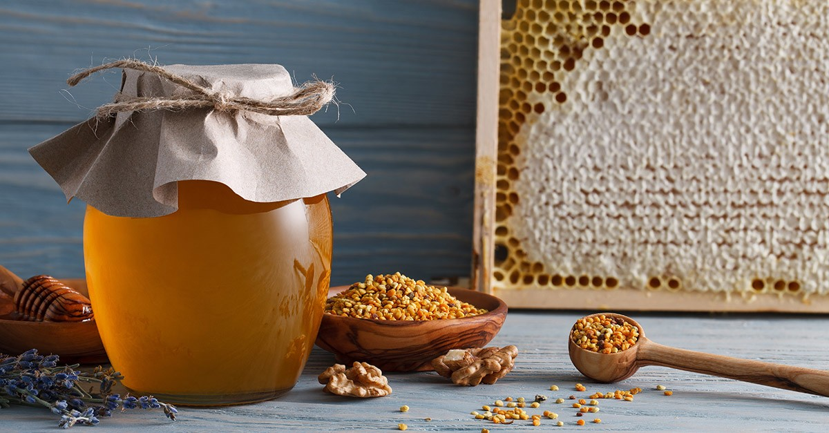 types of honey