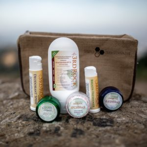 Simply Transformative Essentials Natural Toiletries Kit