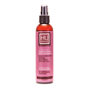 HUmineral HUmic Hydration Mineral Total Body/Face Spray