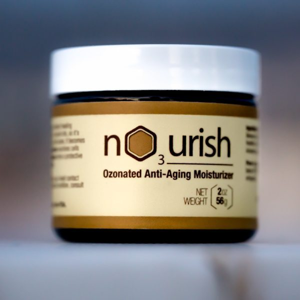 Nourish - Ozonated Anti-Aging Moisturizer