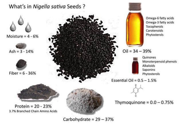 benefits of black cumin seed