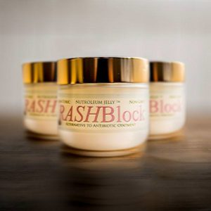 Large 3-Pack: 3rd Rock Water-Soluble RashBlock Non-Toxic Antimicrobial
