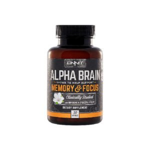 Onnit Alpha BRAIN® Memory & Focus