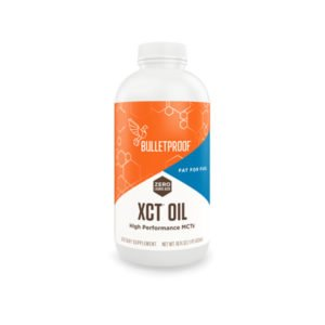 Bulletproof XCT Oil