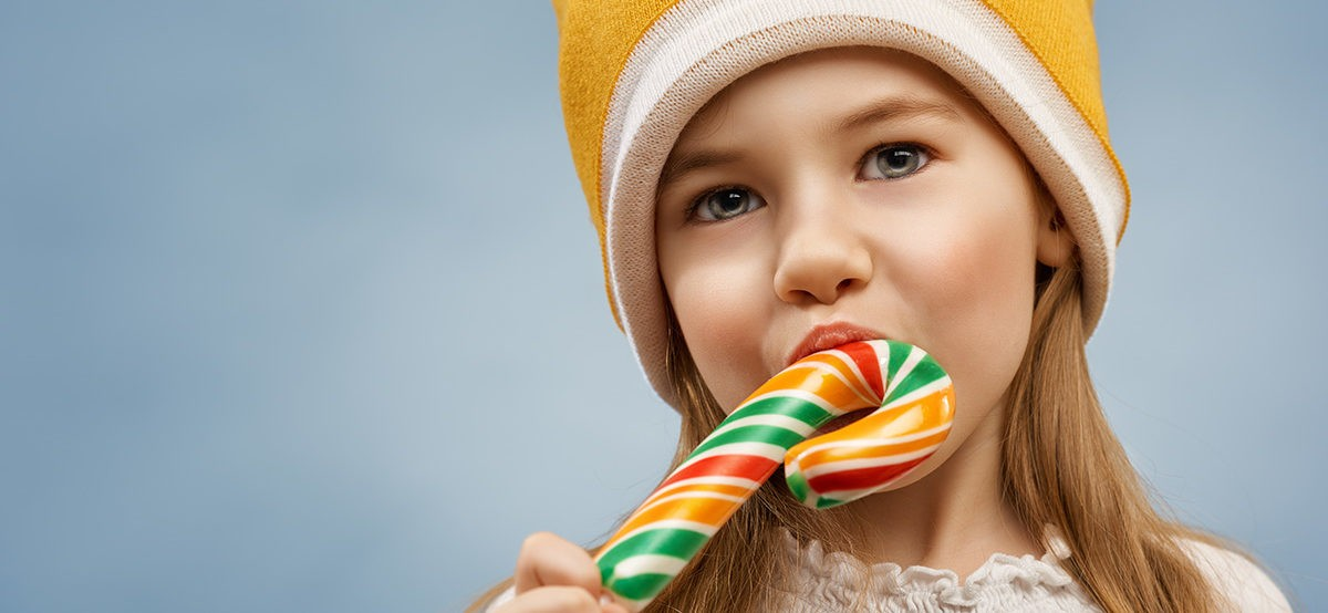 Children and sugar