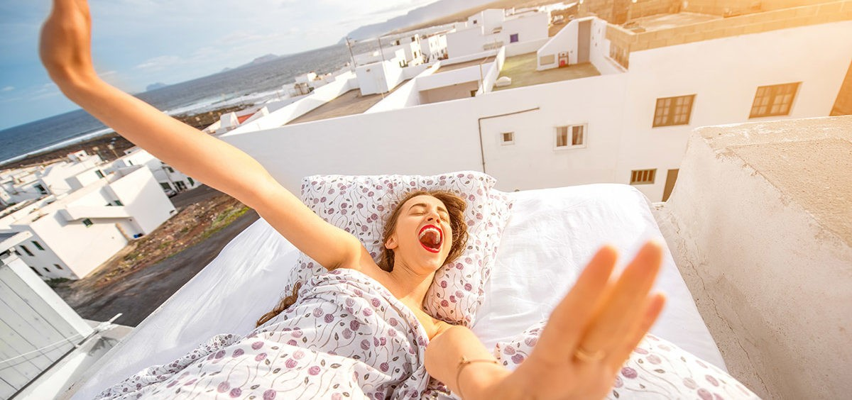 Become a morning person. From health to happiness there are a lot of reasons to trade late night wakefulness for getting up early. Find out in this article.