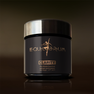 Equilibrium Clarity Superfood brings you optimal mental energy, mood, alertness, focus, and advanced cognitive thinking. High quality and bee friendly!