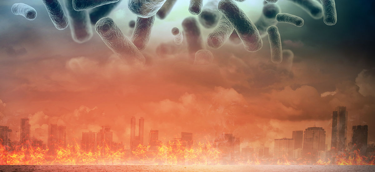 Drug resistance involving antibiotics is a very real and dangerous reality. Learn what you can do to battle pathogenic bacteria without antibiotics.