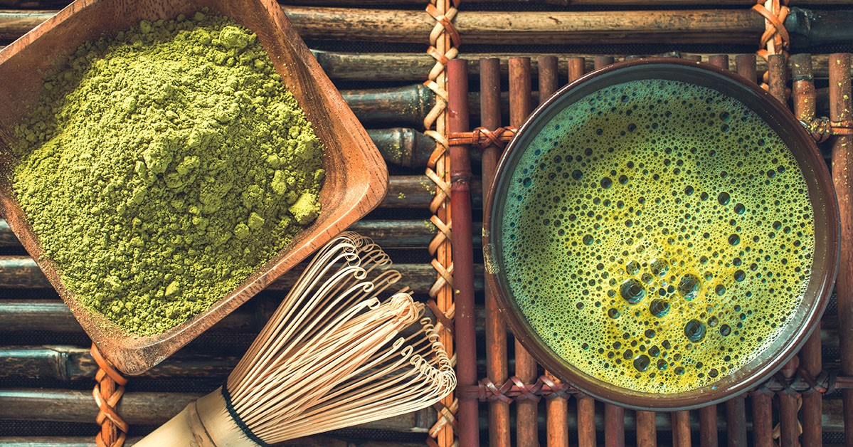 Holistic practitioners rave about green tea matcha's blend of health benefits and taste. Read all about it here and discover what matcha can do for you.