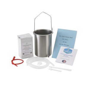 PureLife Coffee Enema Kit W/ Organic Medium Roast