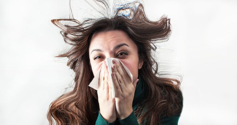 When Your Recurring Flu Is Really Toxic Black Mold