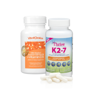 Vitamin D3 + K2 Bundle