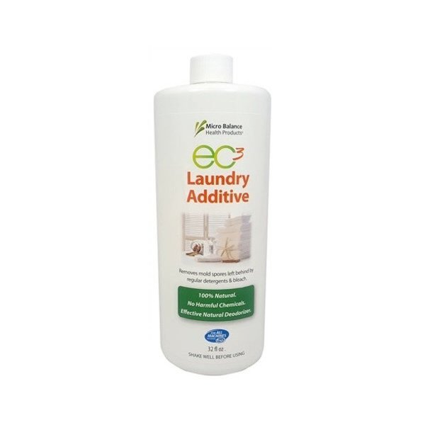 laundry additive to get mold out of fabric
