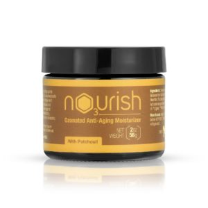 NO3URISH Ozonated Anti-Aging Moisturizer W/ Patchouli