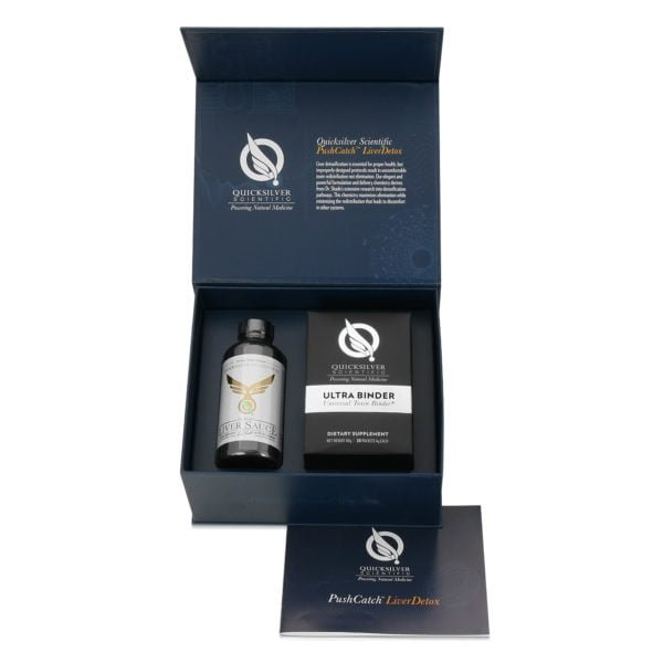 kit to remove toxins in the body