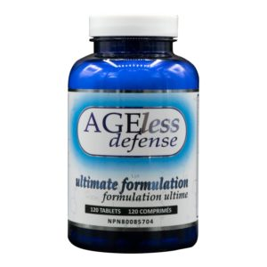 AGEless Defense: Anti-Aging Supplement